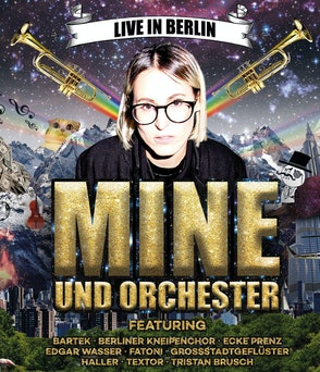 Mine - Mine & Orchester Live in Berlin (CD)