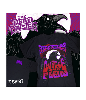 The Dead Daisies - BUSTLE AND FLOW (Shirt)