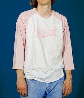 Pabst - Barbie Baseball Shirt