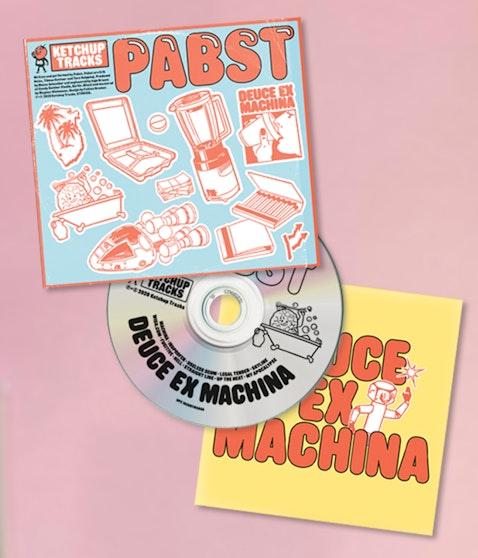 "Pabst - ""Deuce Ex Machina"" CD"