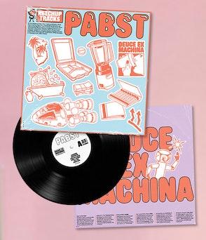 """Pabst - """"Deuce Ex Machina"""" LP black"""
